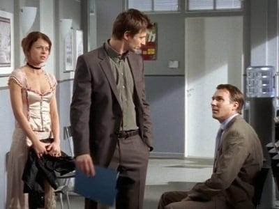 Die Rosenheim-Cops Season 8 :Episode 15  Der verschleierte Tod