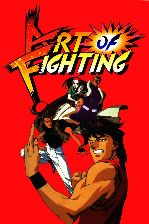 Art Of Fighting 1993 Posters The Movie Database Tmdb