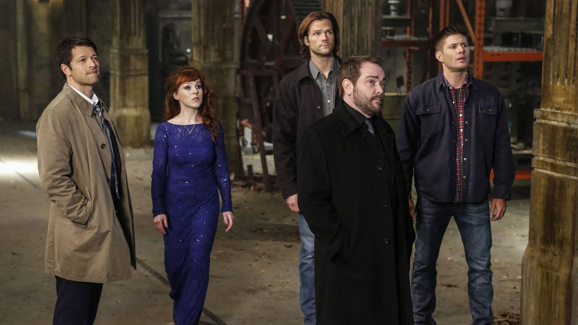 Supernatural - Season 11 Episode 22 : We Happy Few