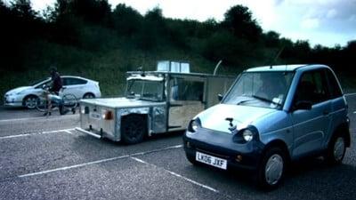 Top Gear - Season 14 Episode 2 : Electric Ambitious