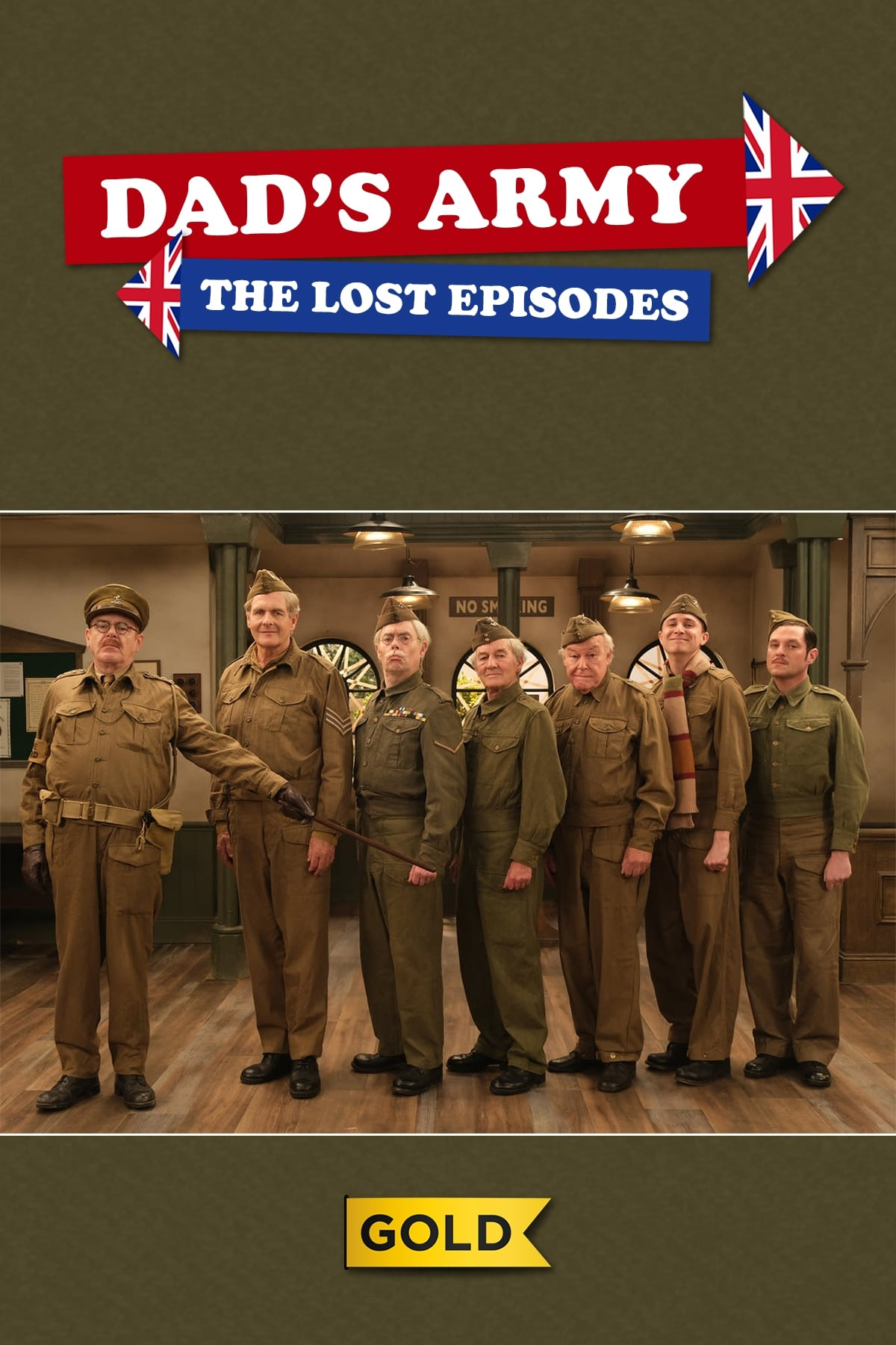 Dad's Army: The Lost Episodes TV Shows About World War Ii