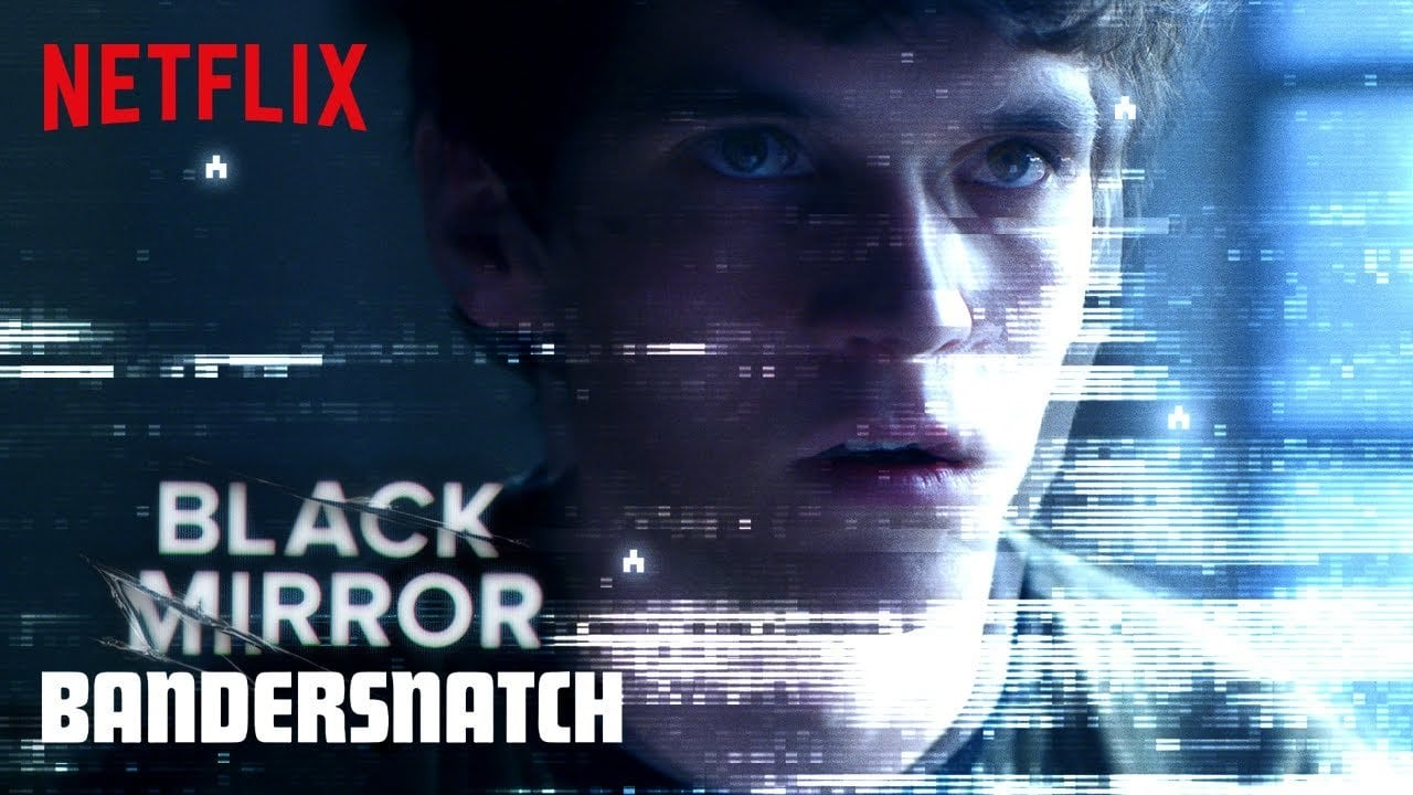 Black Mirror Bandersnatch (2018)
