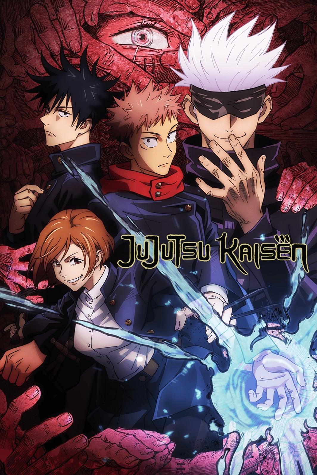Jujutsu Kaisen (TV) Poster