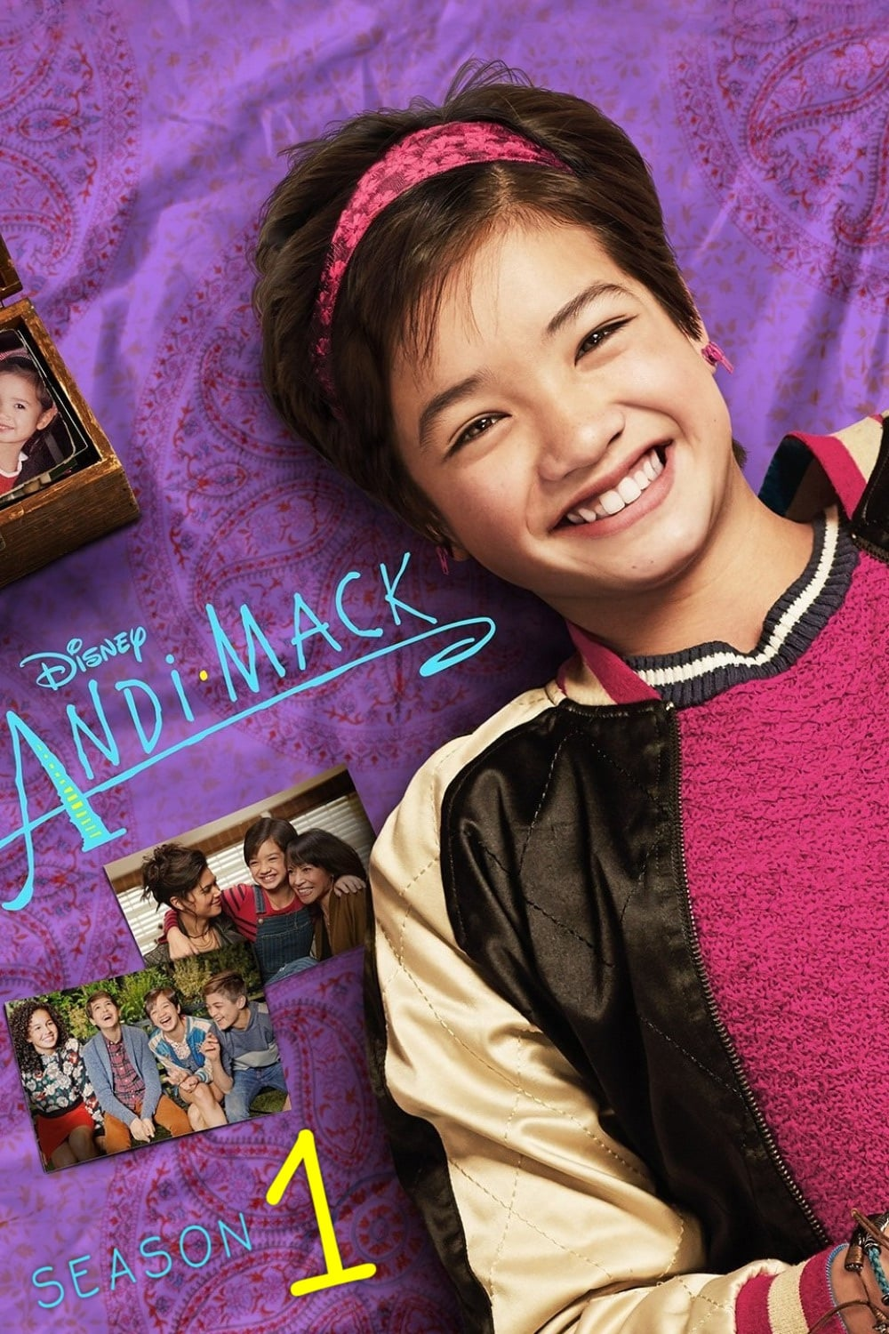 Andi Mack Season 1