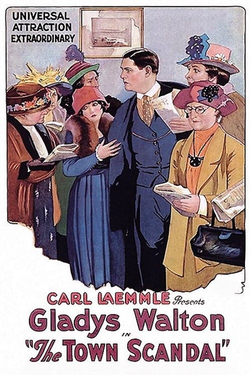 The Town Scandal (1923)
