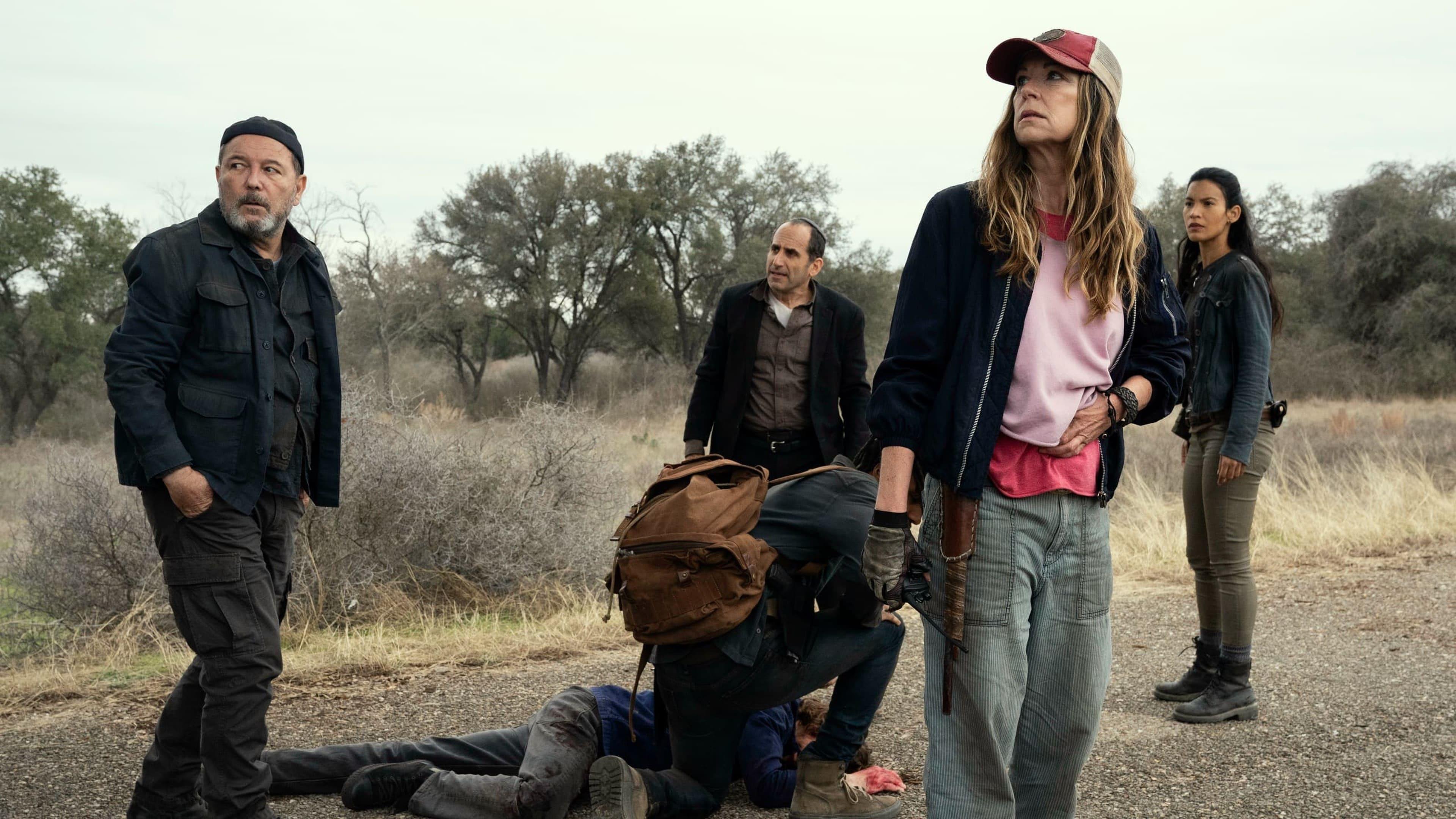 Fear the Walking Dead Season 6 :Episode 16  The Beginning