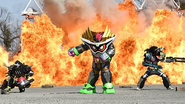 Kamen Rider Season 27 : Episode 23