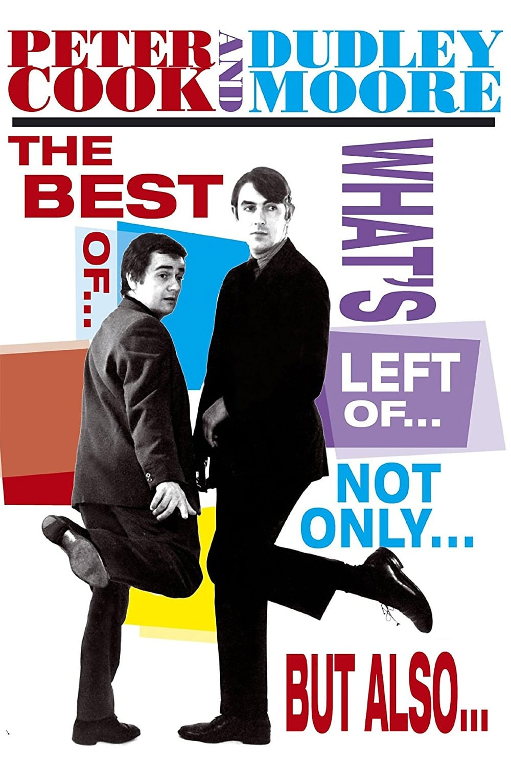 The Best of... What's Left of... Not Only... But Also (1990)