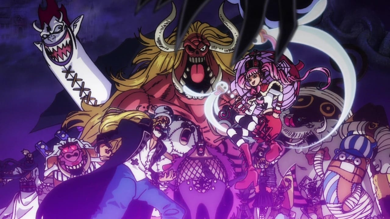 One Piece Season 21 :Episode 957  Big News! The Warlords Attack Incident