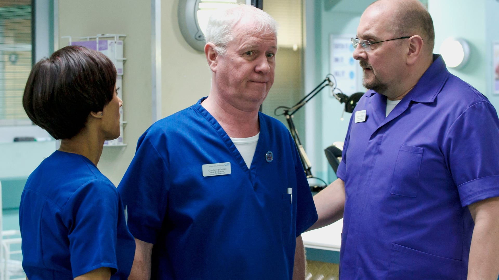 Casualty Season 29 :Episode 38  Heart Over Head