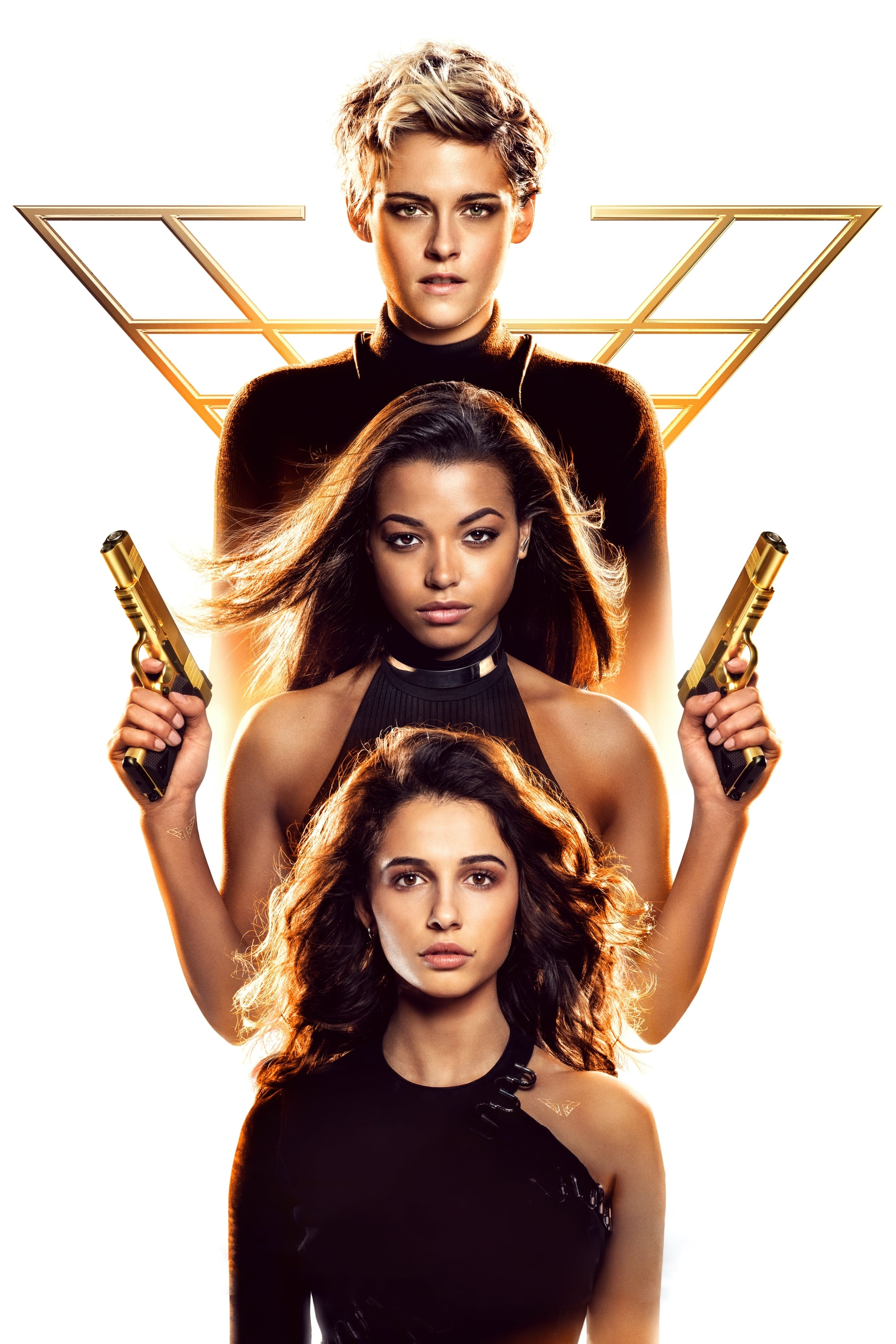Poster and image movie Film Charlie's Angels 2019