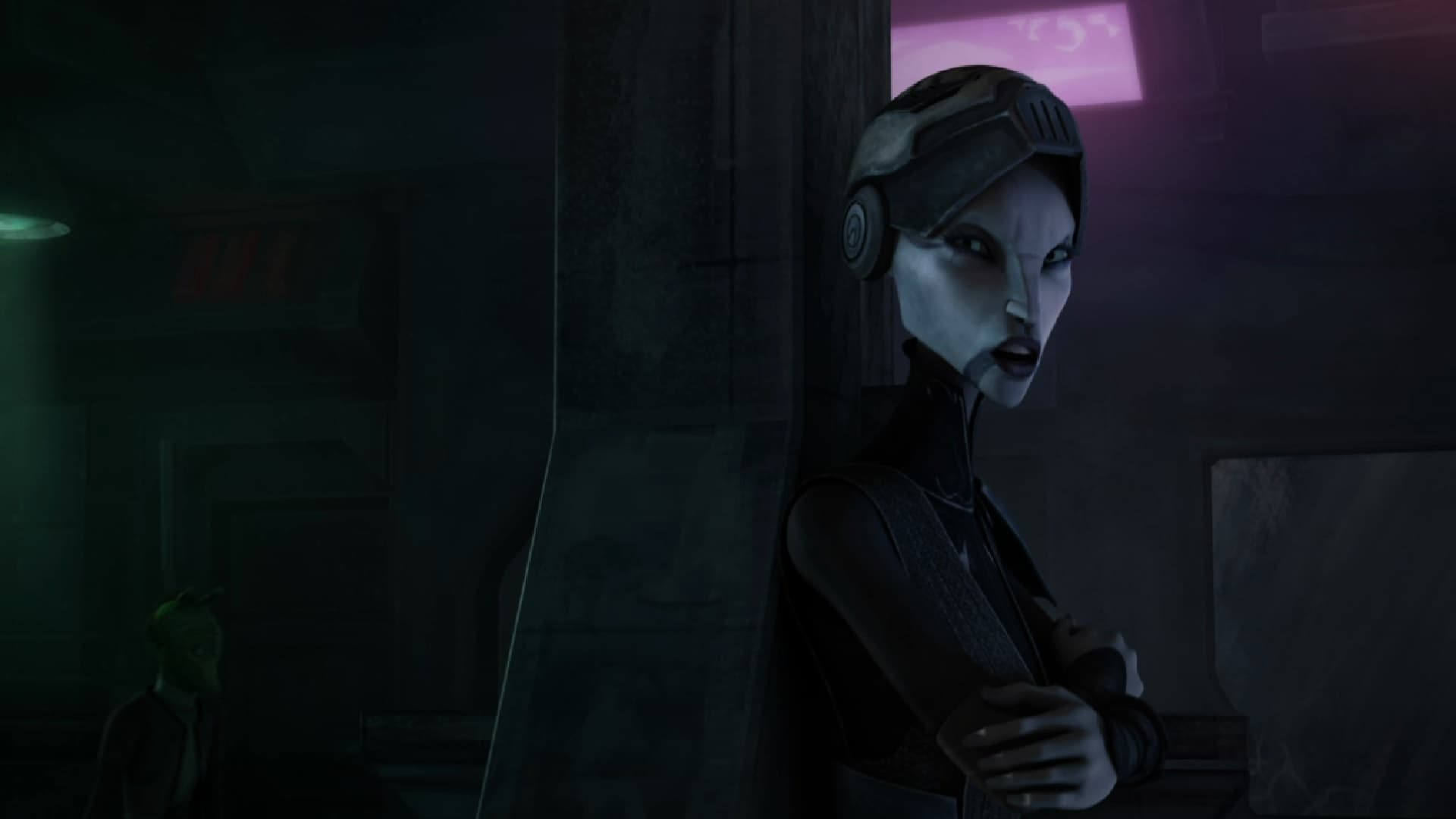 Star Wars: The Clone Wars Season 5 :Episode 19  To Catch a Jedi