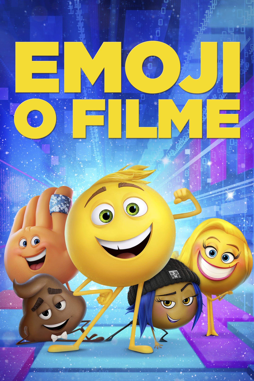 Emoji: O filme Dublado