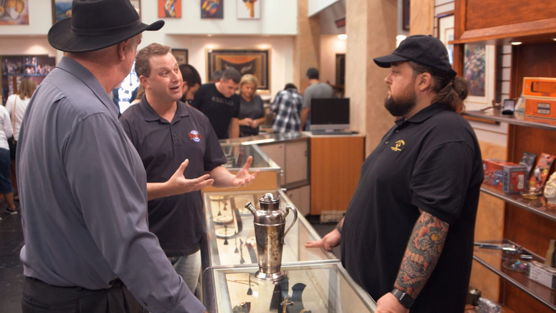 Pawn Stars Season 14 :Episode 7  Pawnfamous