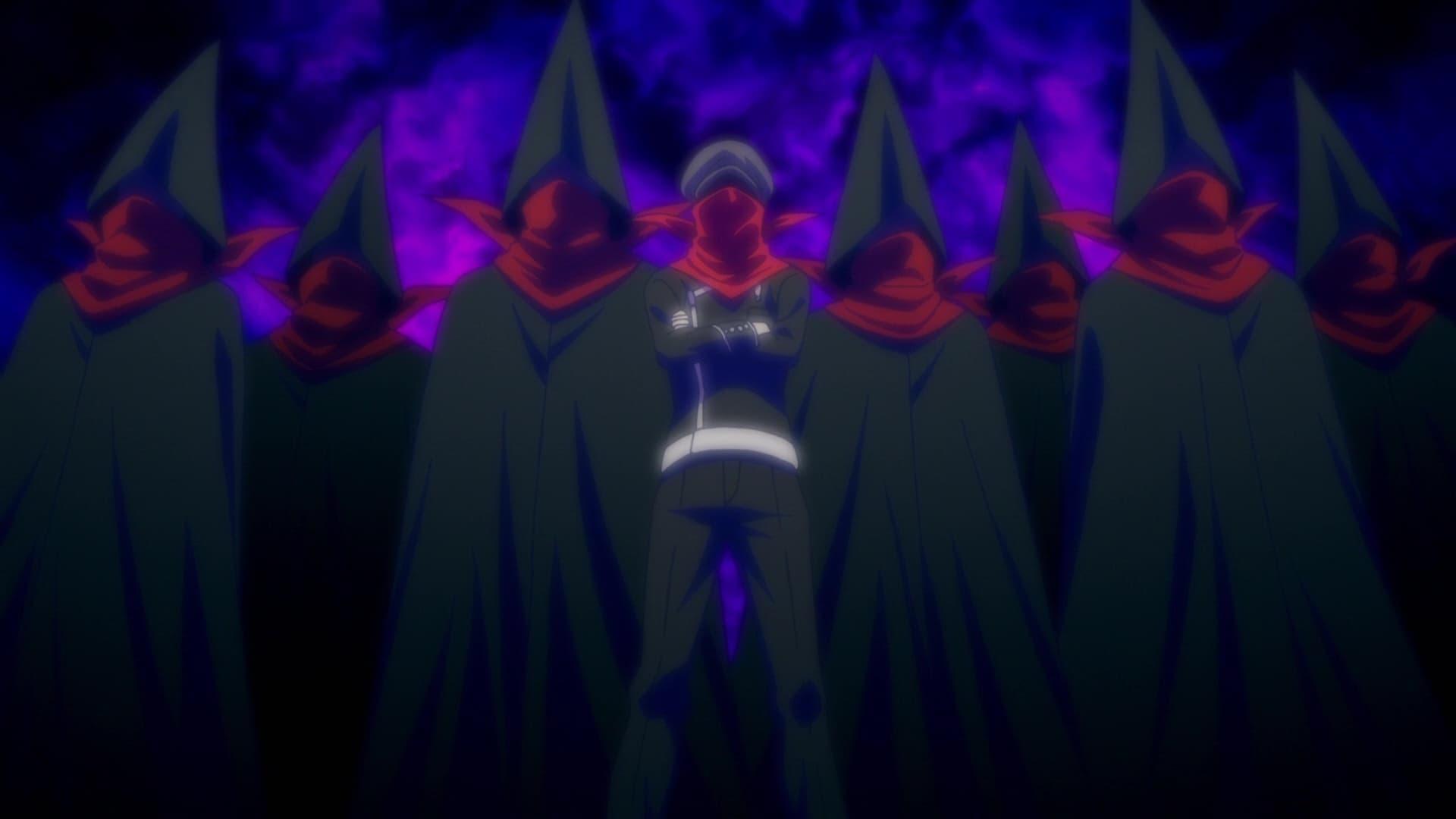 Food Wars! Shokugeki no Soma Season 5 :Episode 3  Les Cuisiniers Noir