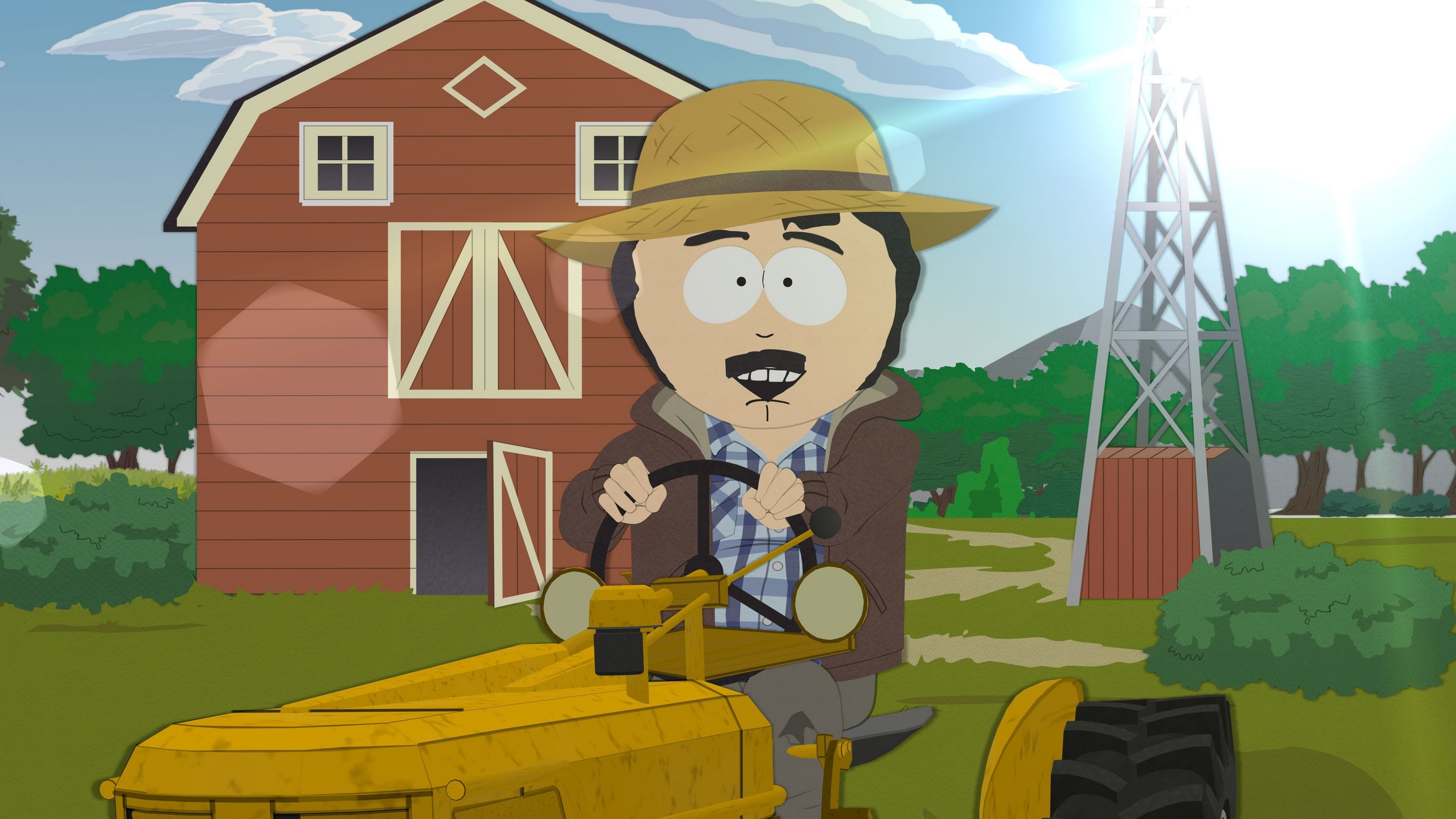 South Park - Season 22 Episode 4 : Tegridy Farms