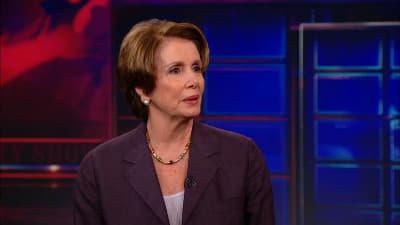 The Daily Show with Trevor Noah Season 18 :Episode 16  Nancy Pelosi