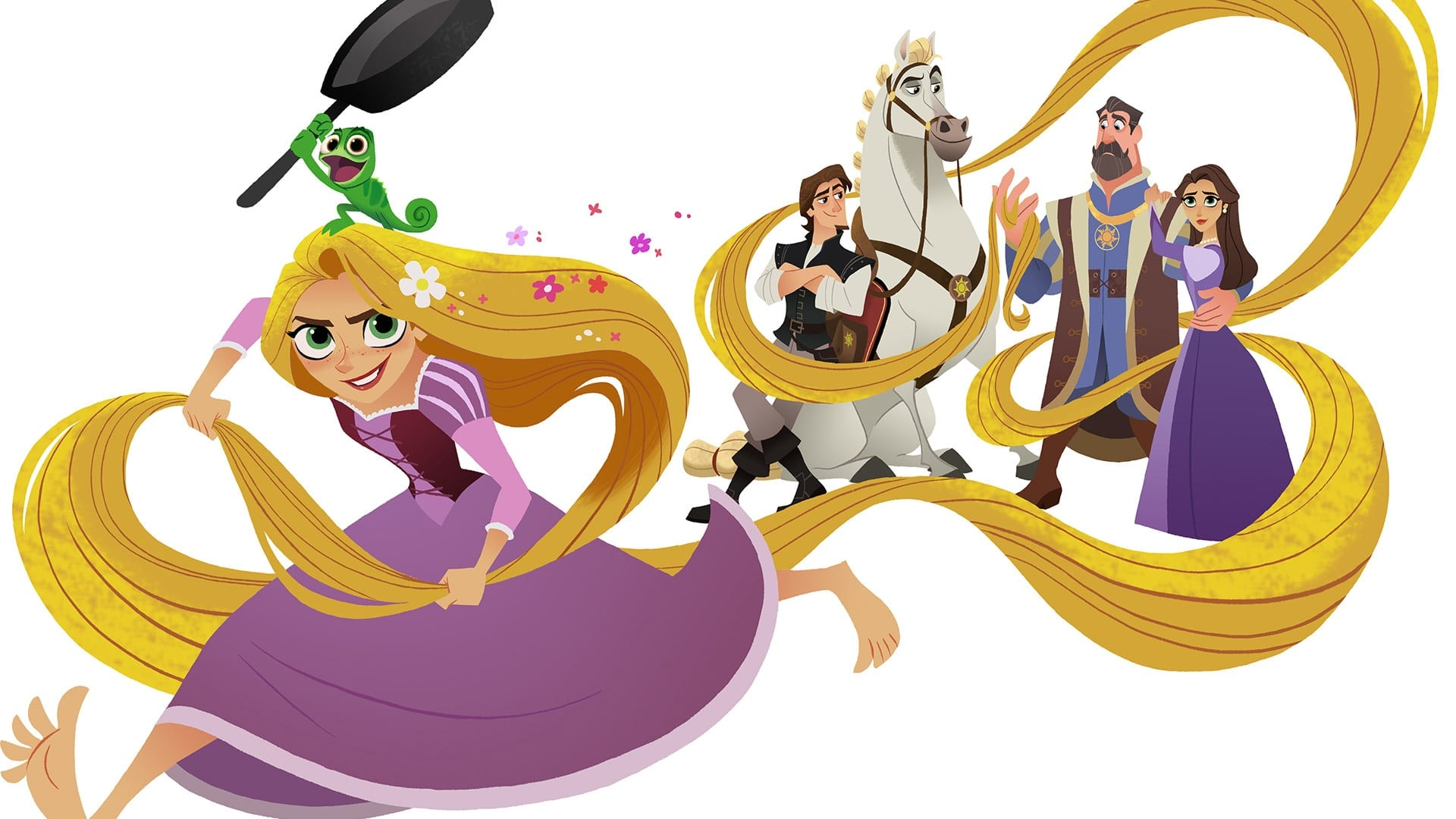 Rapunzel's Tangled Adventure Full Series