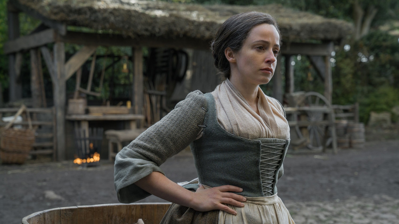 Outlander Season 3 :Episode 8  First Wife