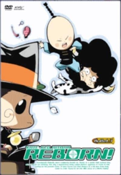Katekyo Hitman Reborn! - Season 3