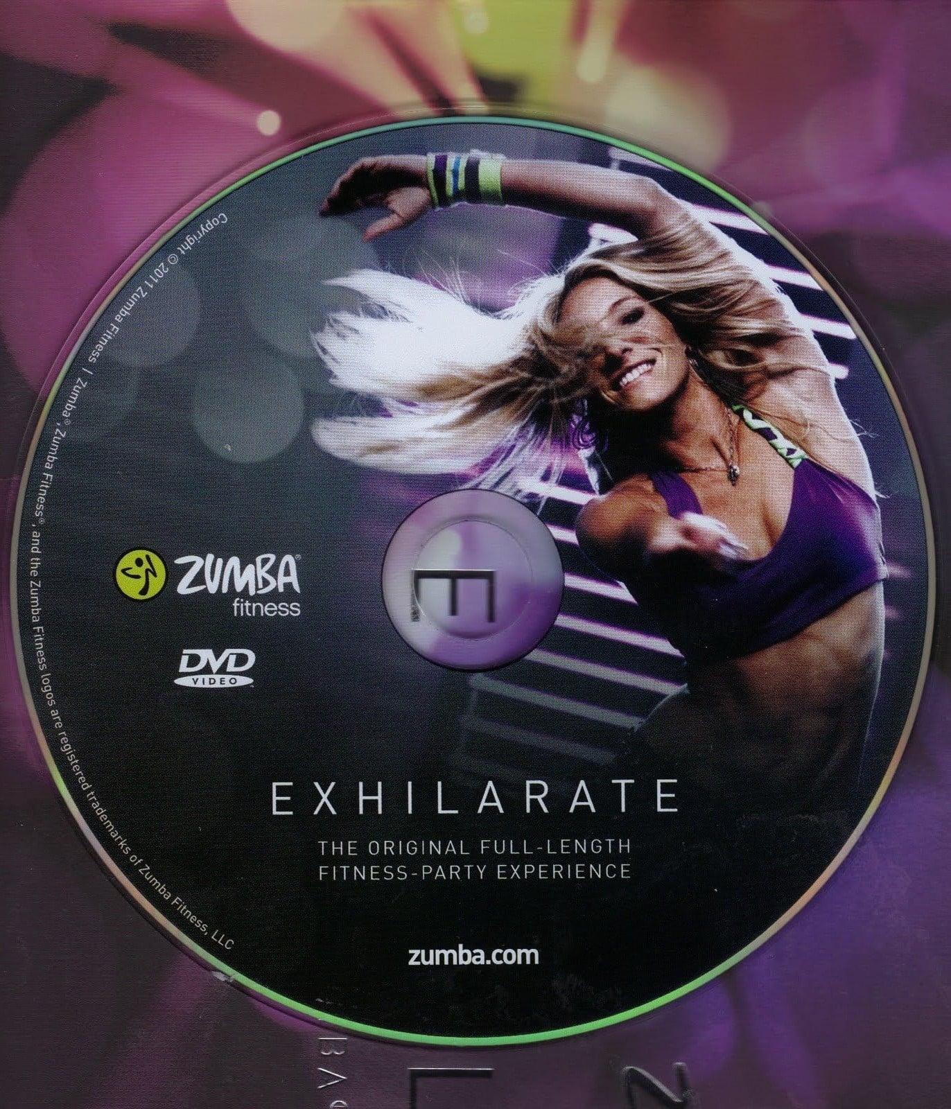 Zumba Fitness Live Dvd: Zumba: Exhilarate (2011