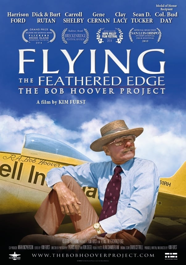 Ver Flying the Feathered Edge: The Bob Hoover Project Online HD Español (2014)