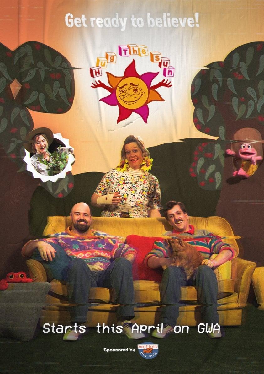 Hug the Sun TV Shows About Dark Comedy
