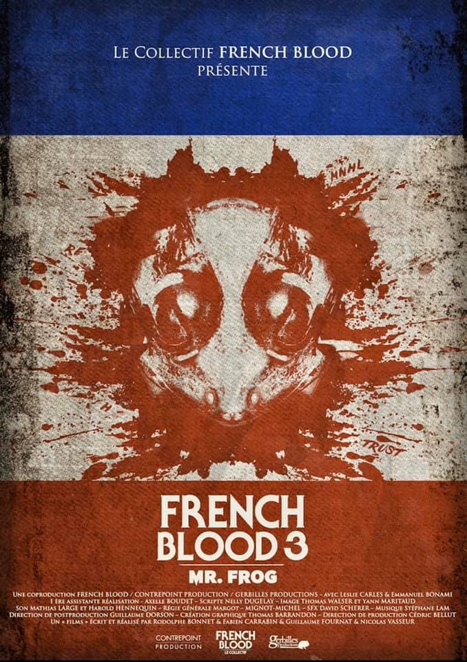 French Blood 3 - MR. Frog - 2020