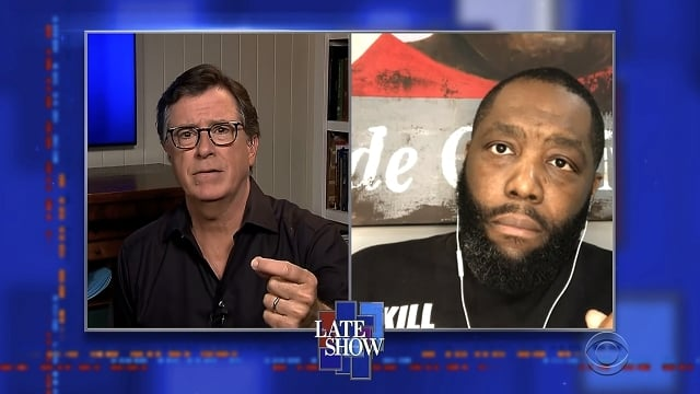 The Late Show with Stephen Colbert Season 5 :Episode 138  Killer Mike / Chris Hayes