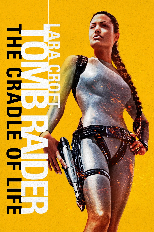 Lara Croft Tomb Raider The Cradle Of Life 2003 Posters