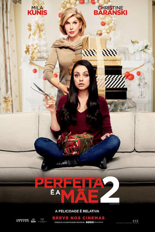 Perfeita é a Mãe 2 Torrent (2018) Dual Áudio Dublado BluRay 1080p Download