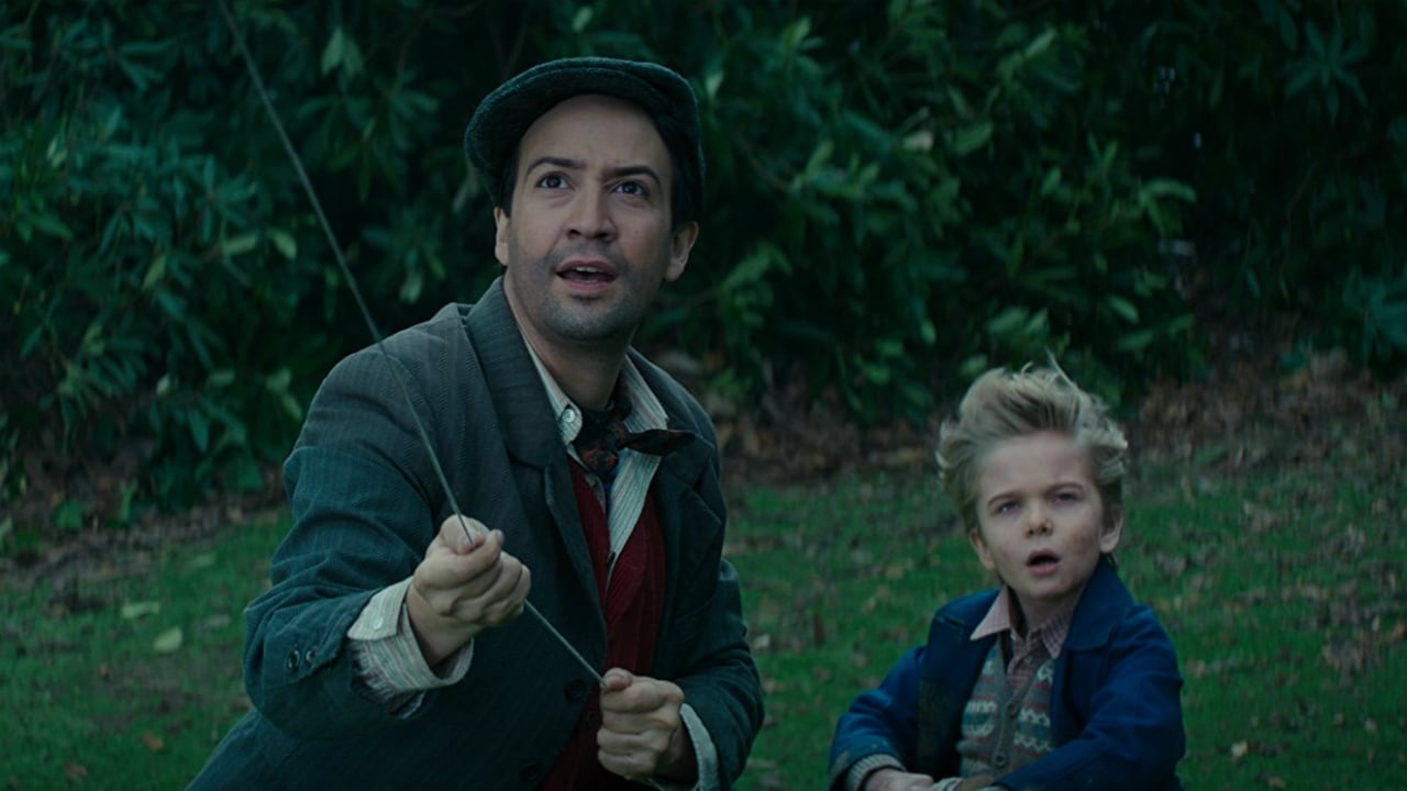 Backgrounds and walpapers Mary Poppins Returns