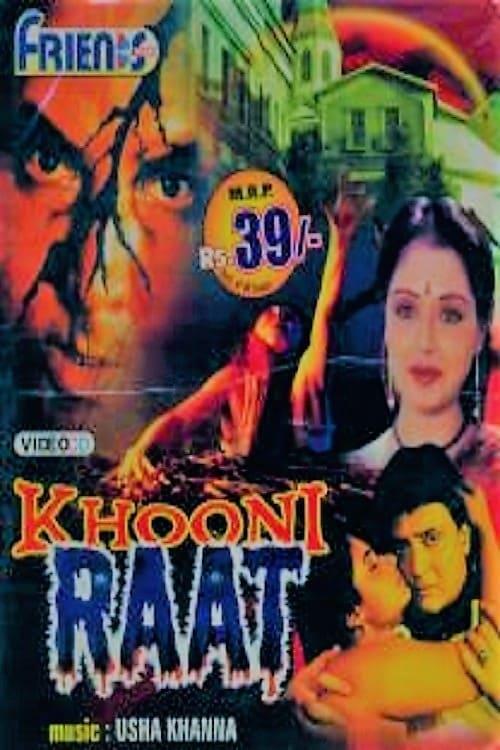 Ver Khooni Raat Online HD Español (1991)