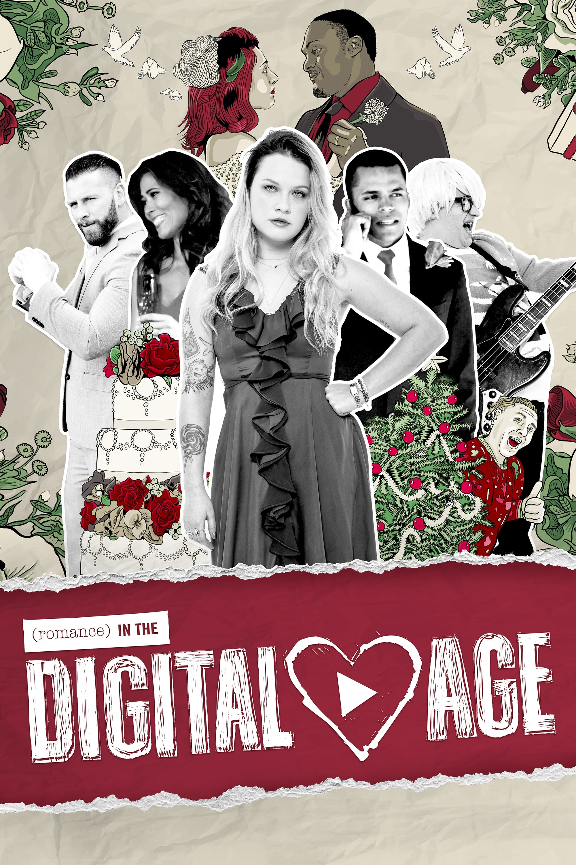 watch (Romance) in the Digital Age 2017 online free