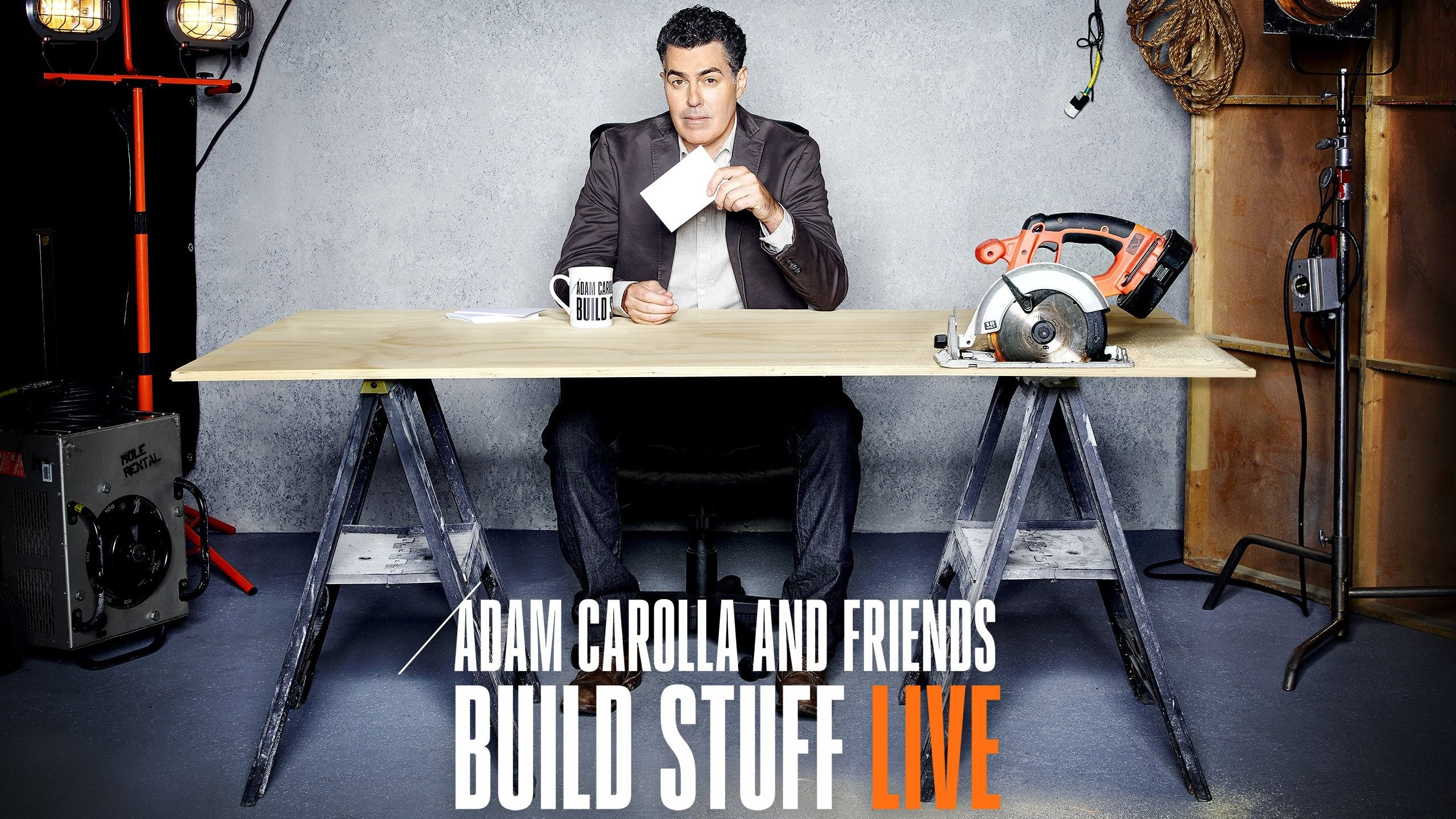 the adam carolla project If comedy books were big-breasted porn stars, in fifty years we'll all be chicks would be christy canyon --bill simmons, espn columnist and bestselling author of the book of basketball adam carolla is a genius.