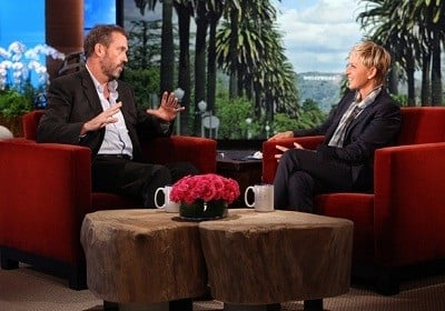 The Ellen DeGeneres Show Season 9 :Episode 16  Breast Cancer Awareness Month