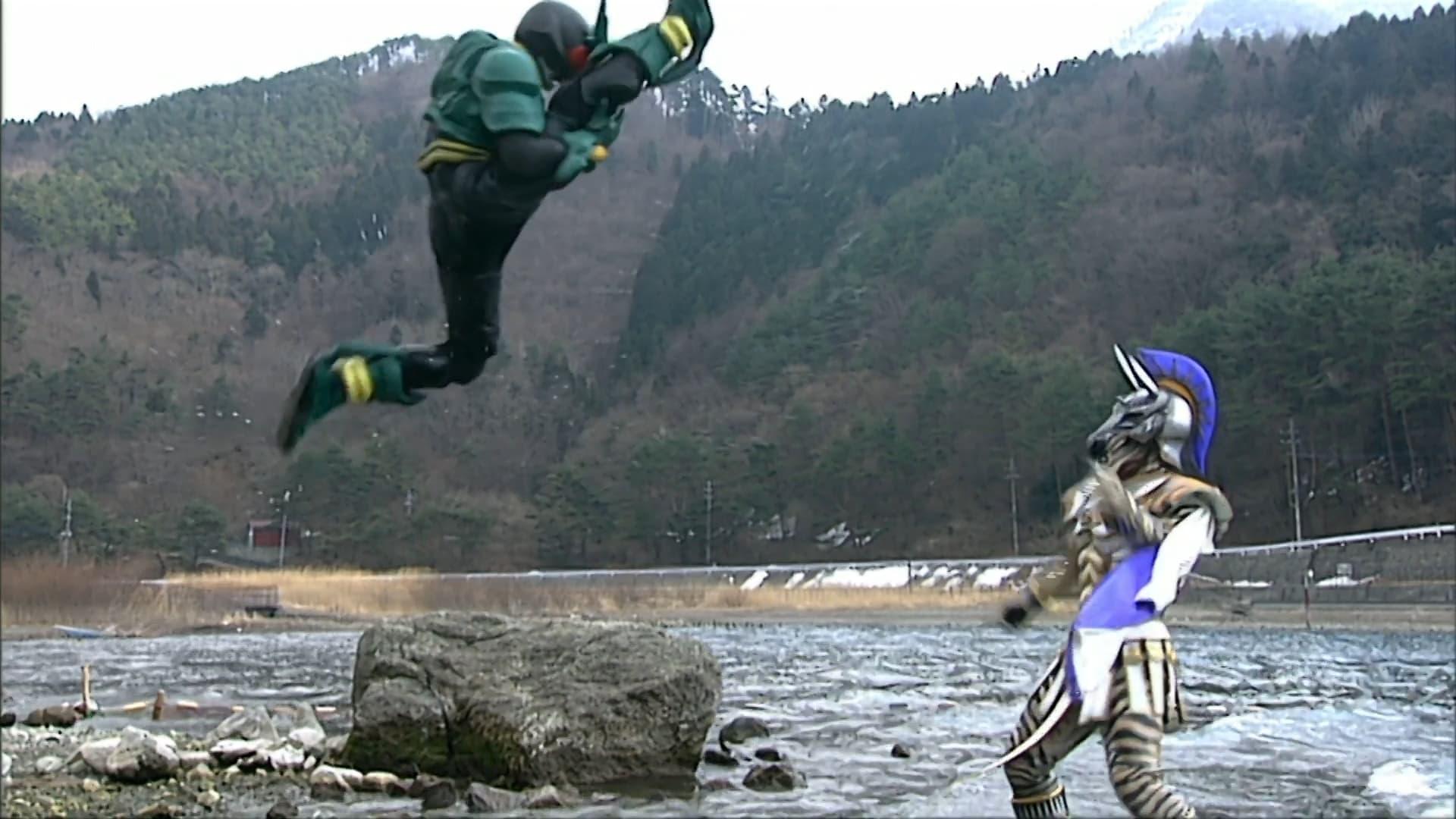 Kamen Rider Season 11 :Episode 12  Episode 12