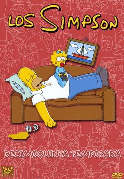Los Simpson Season 15