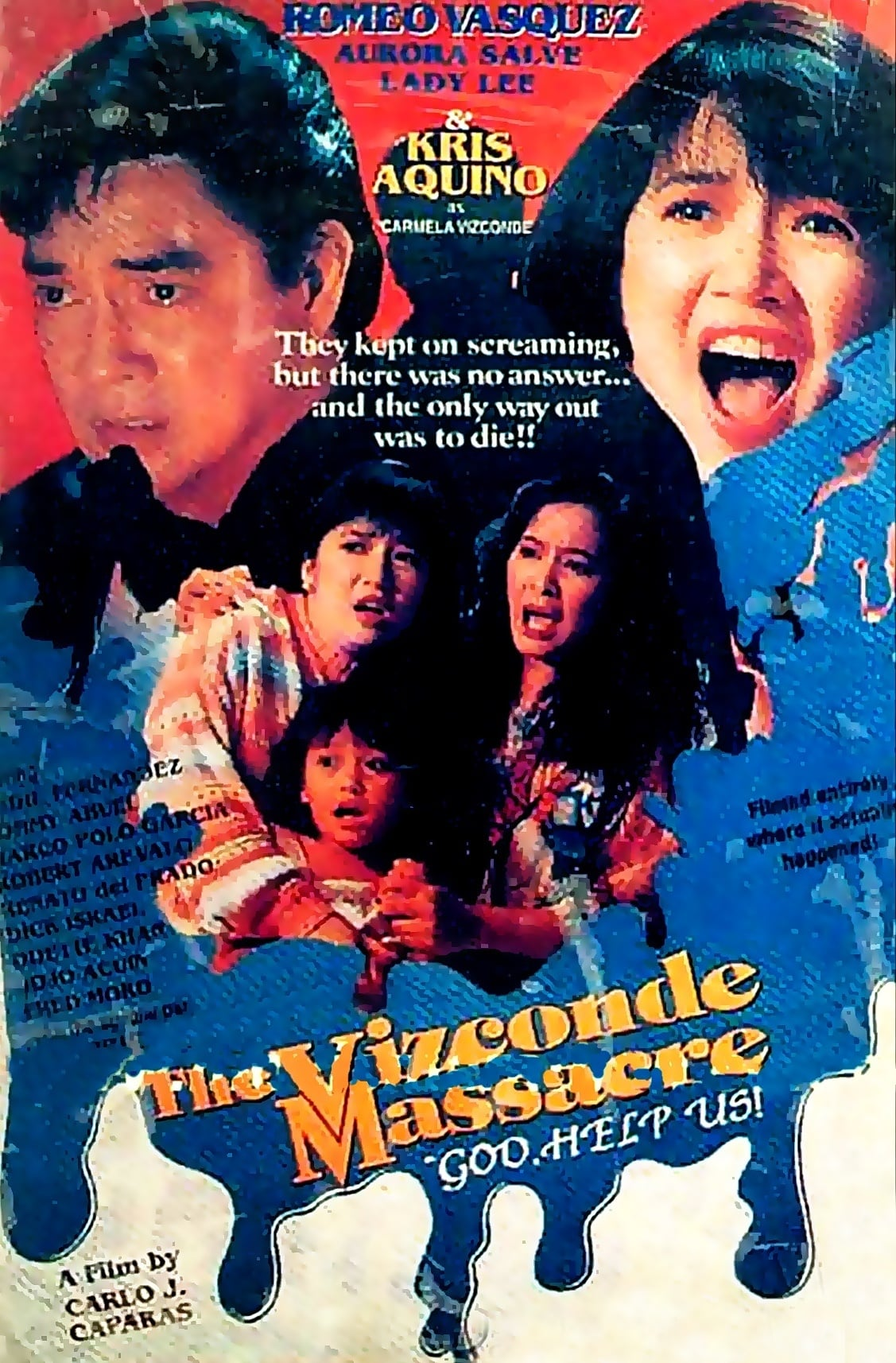 Ver The Vizconde Massacre: God, Help Us! Online HD Español (1993)