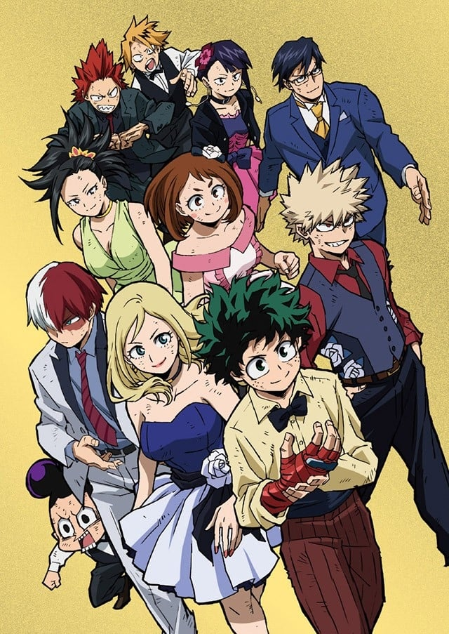 My Hero Academia Season 0