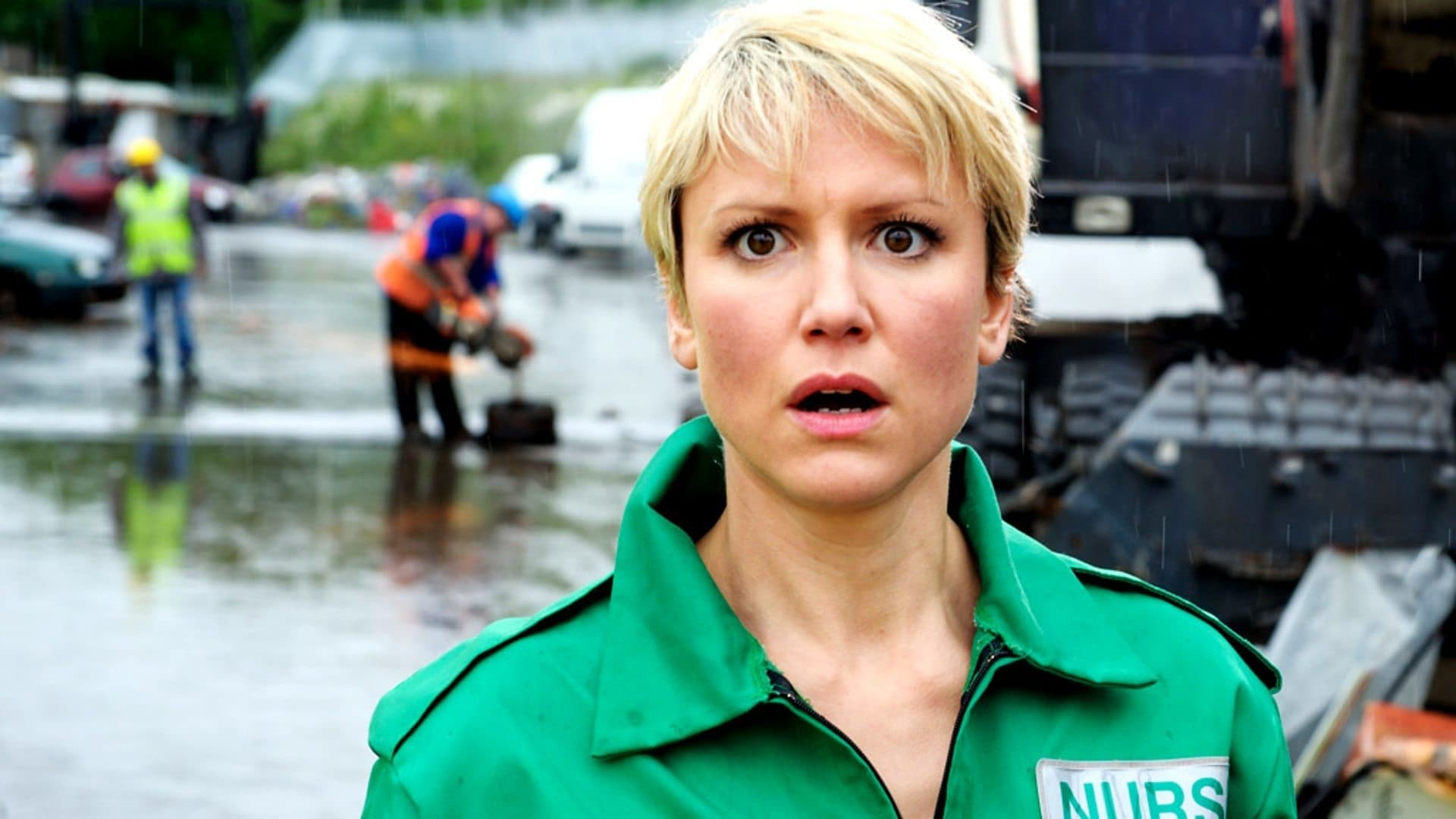 Casualty Season 28 :Episode 11  Crush Syndrome