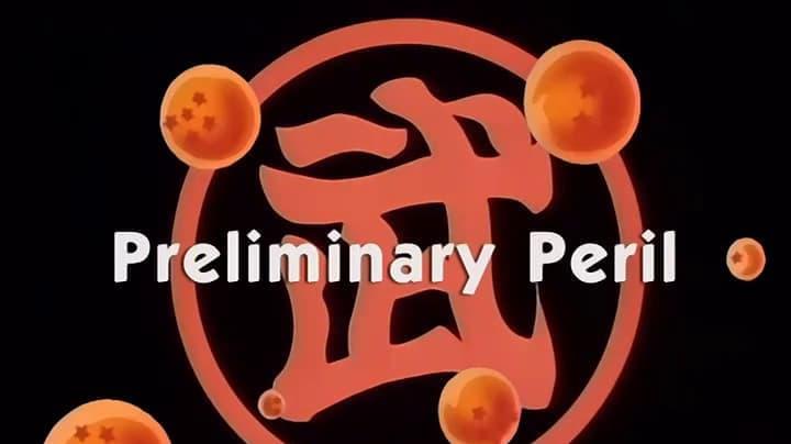 Dragon Ball Season 1 :Episode 134  Preliminary Peril