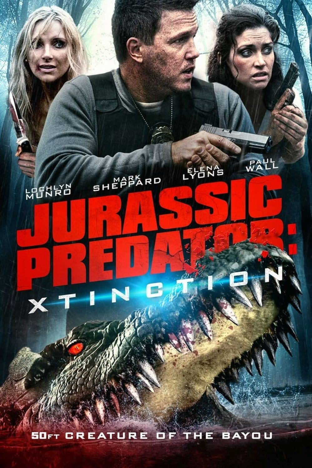 Jurassic Predator: Xtinction on FREECABLE TV