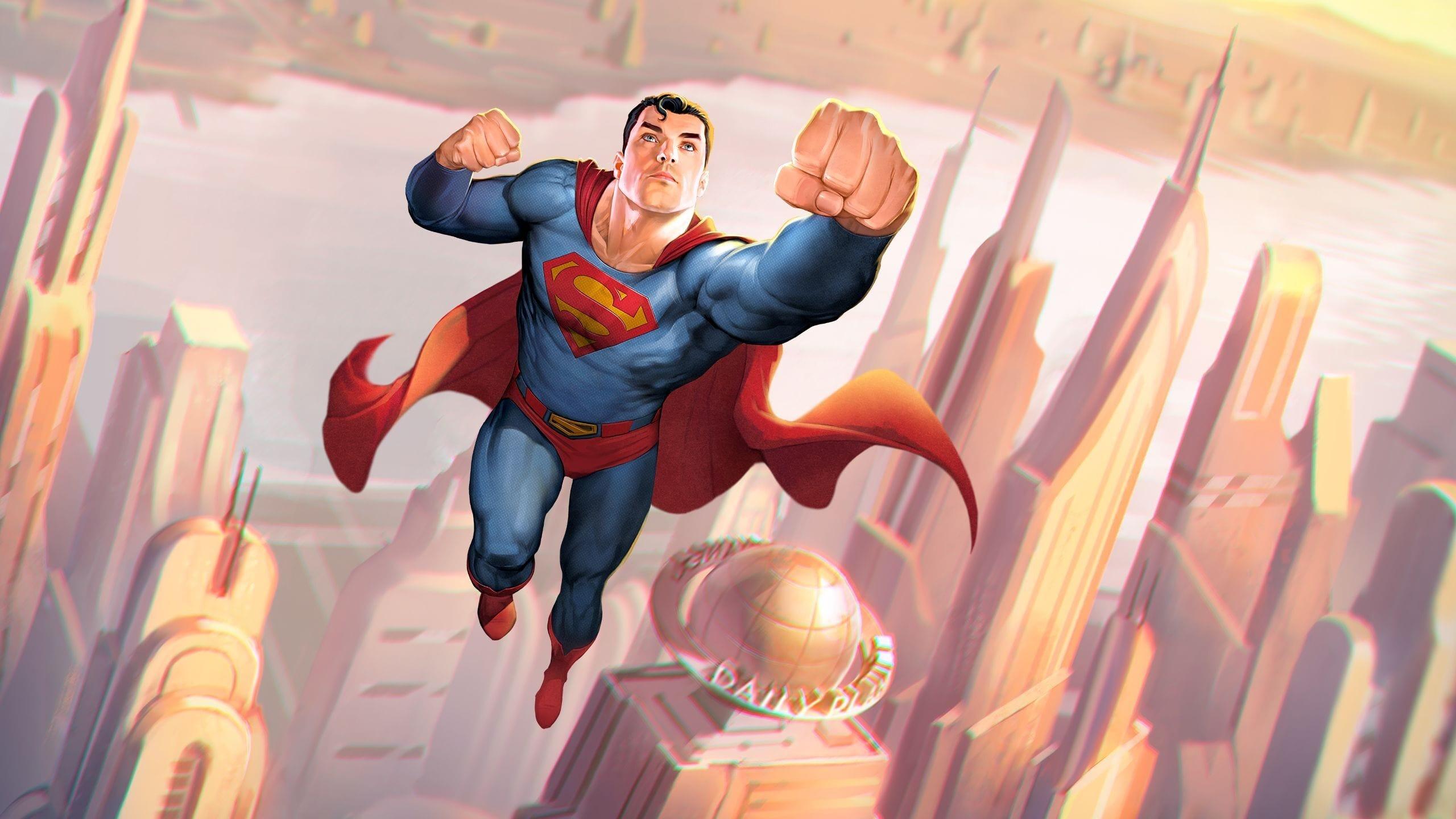 Banner de Superman: Man of Tomorrow