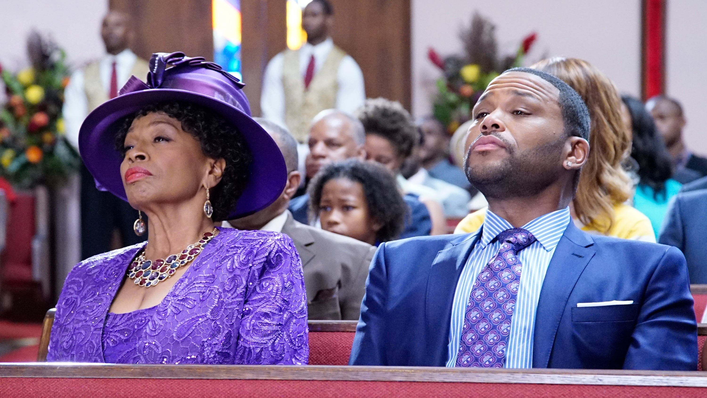 black-ish Season 2 :Episode 5  Churched