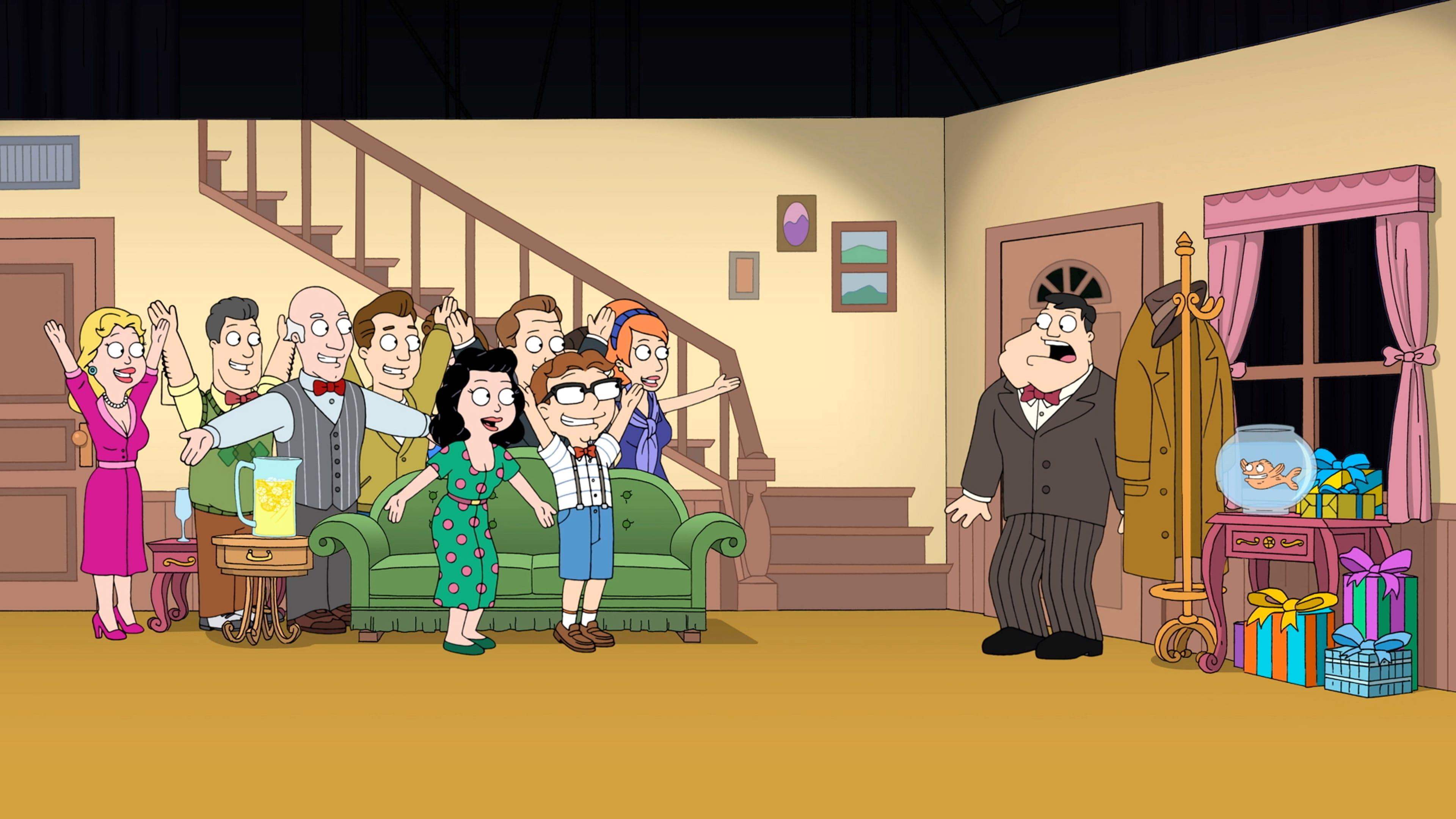 American Dad! Season 9 :Episode 10  Blood Crieth Unto Heaven