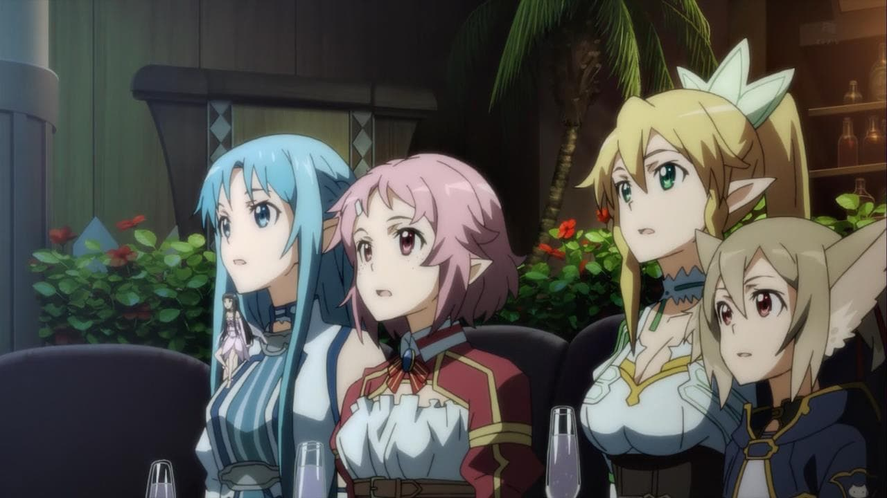 Sword Art Online Season 2 :Episode 9  Death Gun
