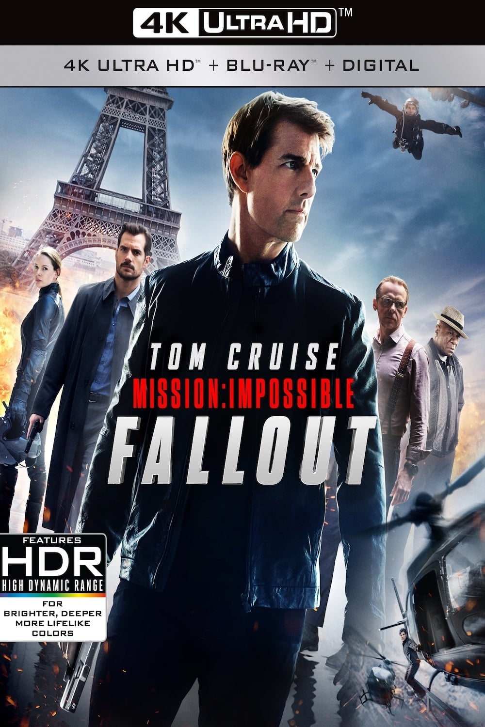 Mission Impossible Fallout Streaming