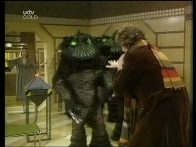 Doctor Who Season 17 :Episode 16  Nightmare of Eden, Part Four