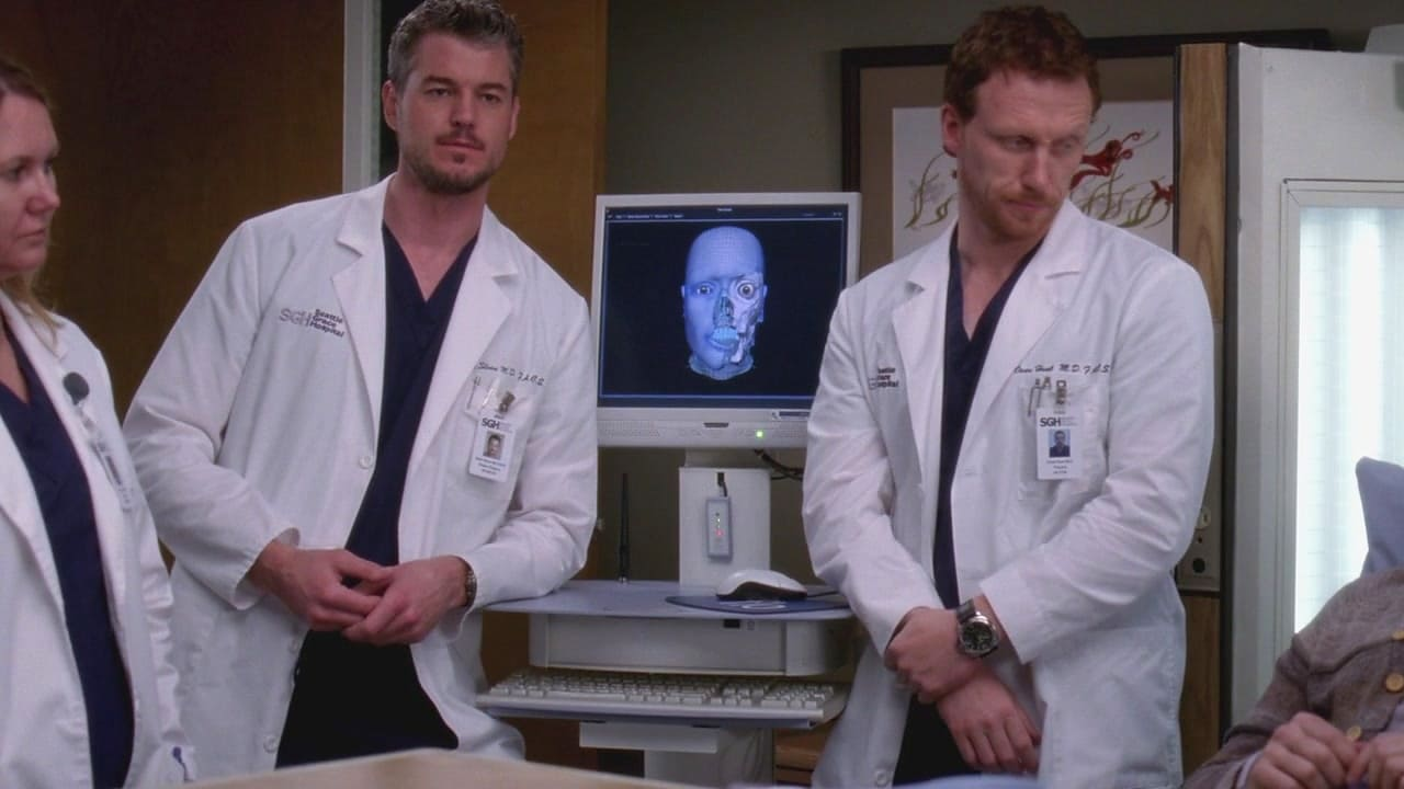 Grey's Anatomy Season 5 :Episode 18  Der Mann im Wald